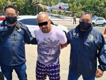 """Fue detenido en Acapulco """"El Fabián de la Peralvillo"""", uno de los 10 delincuentes más buscados en la CDMX 2"""