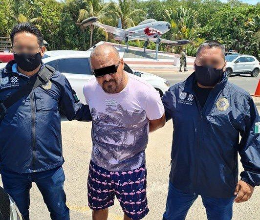 """Fue detenido en Acapulco """"El Fabián de la Peralvillo"""", uno de los 10 delincuentes más buscados en la CDMX"""