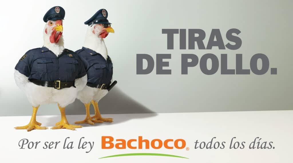 """Con """"Pollo a la poblana"""", Bachoco se vuelve tendencia en redes sociales. 7"""