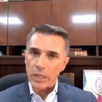 """""""La ley es la ley"""", Sergio Mayer sobre decisión del INE en el caso de Salgado Macedonio 4"""