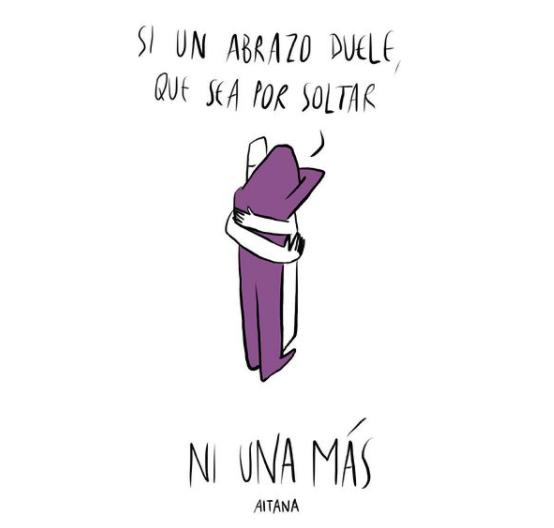 """AITANA anuncia el lanzamiento de """"Ni Una Más"""" este viernes"""