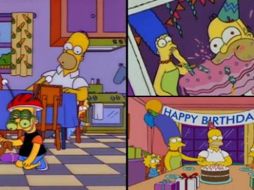 ¡Feliz cumpleaños Huesos! Ahhh... y también a Homero 7