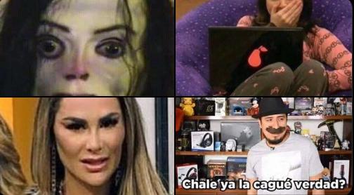 ¿Qué le pasó al rostro de Ninel Conde? El «Bombón Asesino» reaparece en televisión y esto fue lo que pasó (mejores memes)