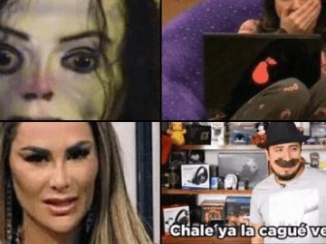 """¿Qué le pasó al rostro de Ninel Conde? El """"Bombón Asesino"""" reaparece en televisión y esto fue lo que pasó (mejores memes) 5"""