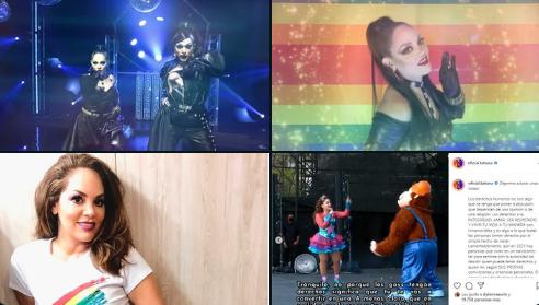 ¿De Reina de los niños a Reina Gay? Tatiana se defiende tras críticas por mostrar su apoyo a la comunidad LGBTI+