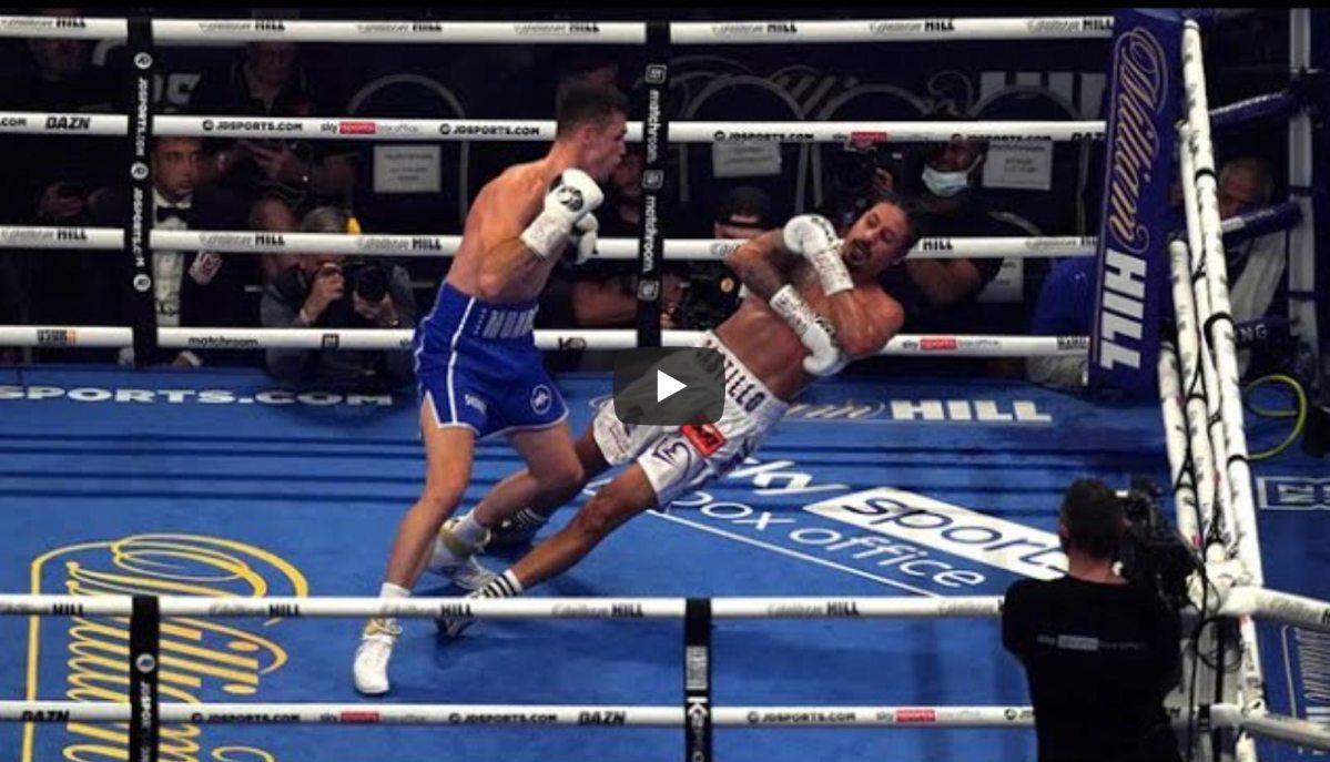 Lenin Castillo boxeador convulsiona