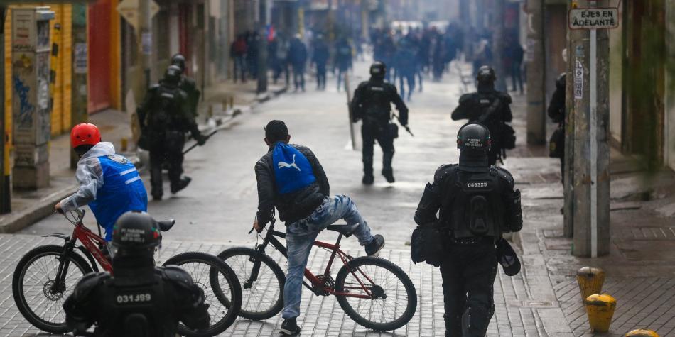 Alerta por movilizaciones violentas 20 julio en municipios de Colombia