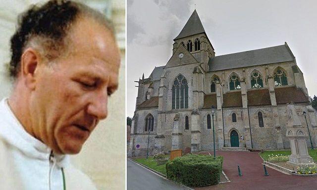 Víctima de abuso mata a sacerdote pedófilo