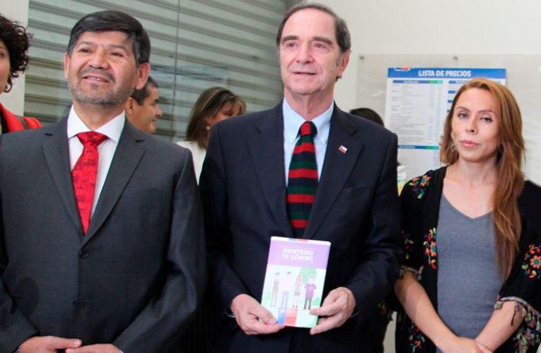 Comienza reserva de hora para cambio de Identidad de Género en Chile