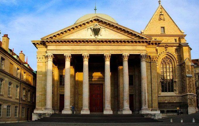 Protestantes y católicos celebrarán misa juntos en la catedral de Calvino en Ginebra el 29 de febrero