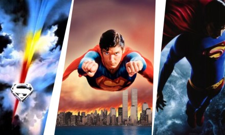 Revi os filmes do Superman