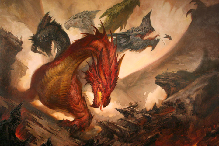 Attack Wing: Dungeons & Dragons