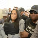 Detenidos y protestas en Palacio de Justicia de Montecristi; aplazan medida de coerción a exfiscal
