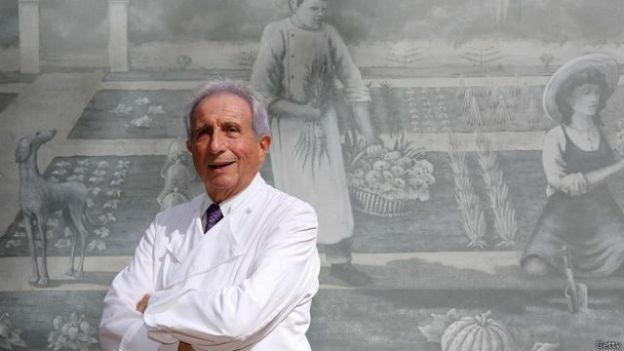 Michel Guérard, chef
