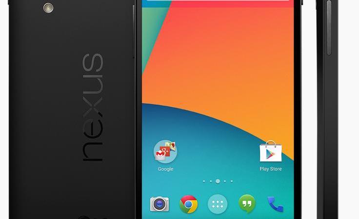 Nexus 5, los detalles del nuevo smartphone de Google