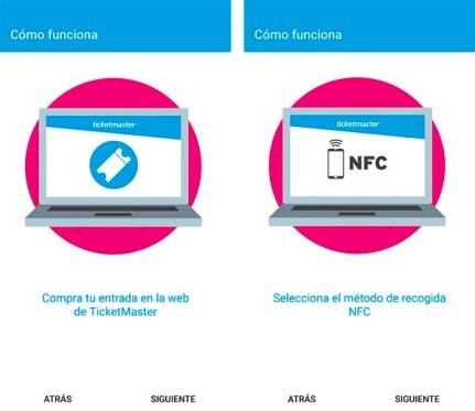 Samsung lanza TicketPass, app de gestión de entradas desde el móvil