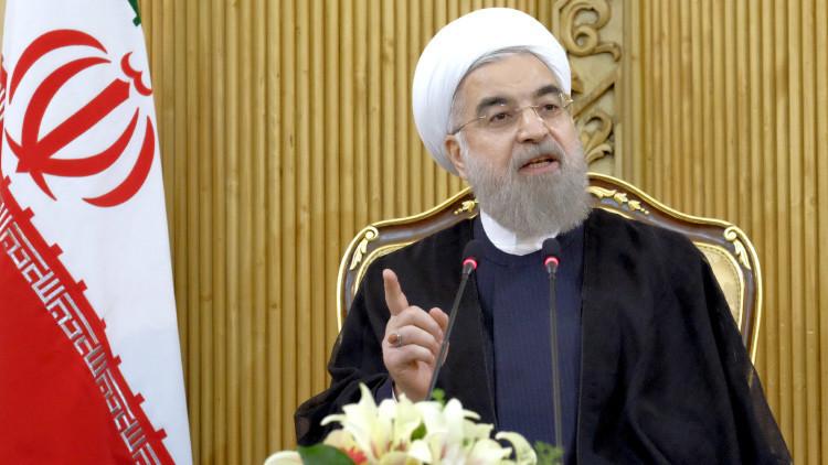 Presidente iraní Rohaní