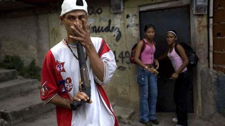 Resultado de imagen para hampa venezuela