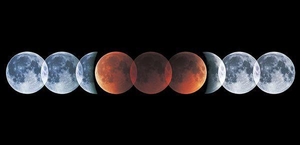 luna roja