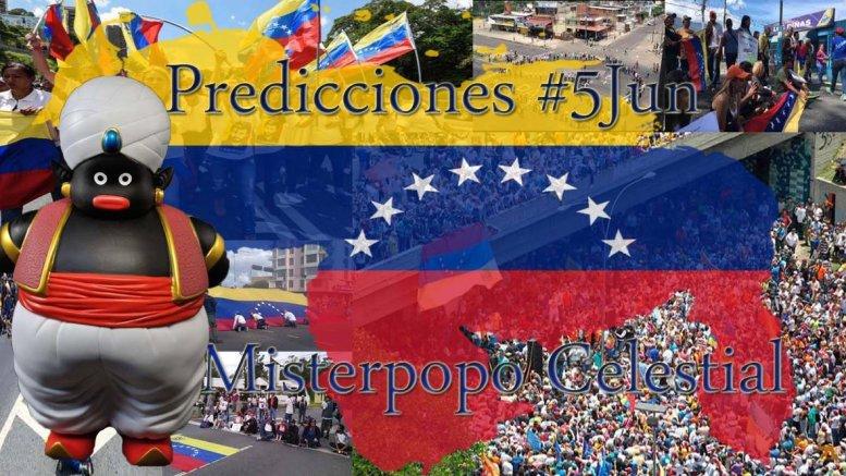 Misterpopo predicciones 5 de junio