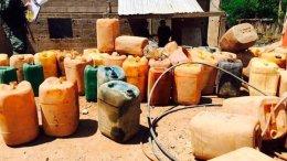 gasolina depósitos clandestinos
