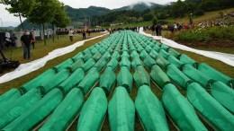 Genocidio en Srebrenica