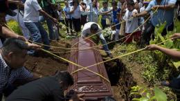 Muerto en nicaragua