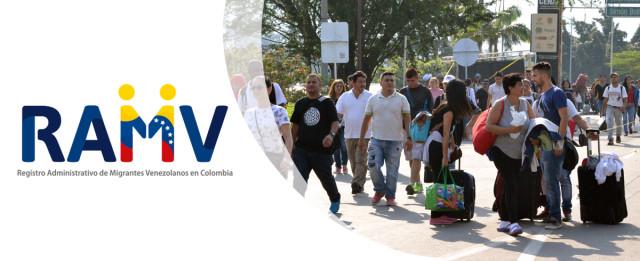 Actualización de datos de venezolanos en Colombia con Permiso Especial de permanencia