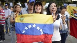 venezolanos en argentina