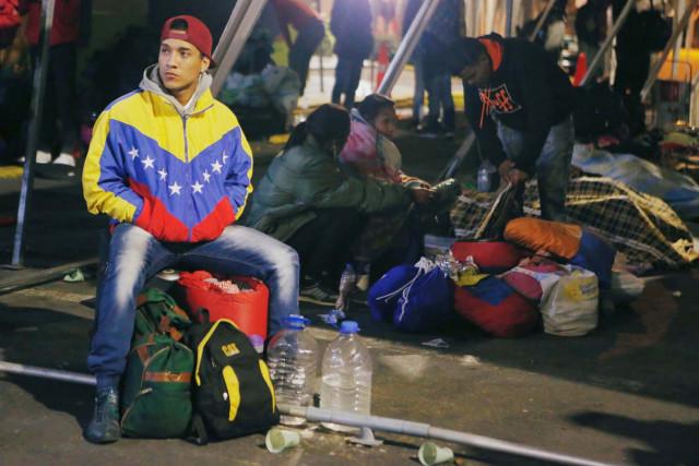 migracion venezolana