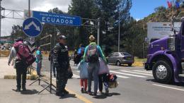 ecuador frontera