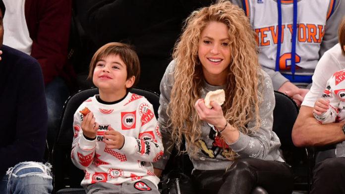 Shakira-y-Milan