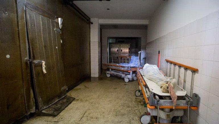 crisis hospital