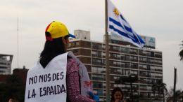 venezolanos en uruguay