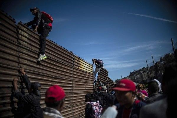 migracion cruzando