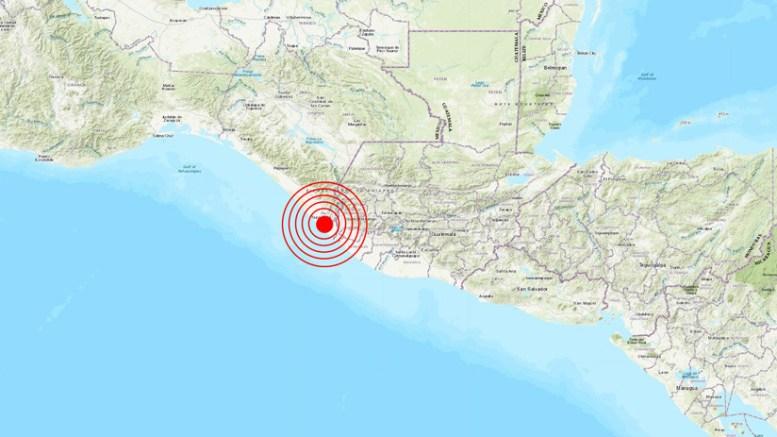 sismo-México-Guatemala