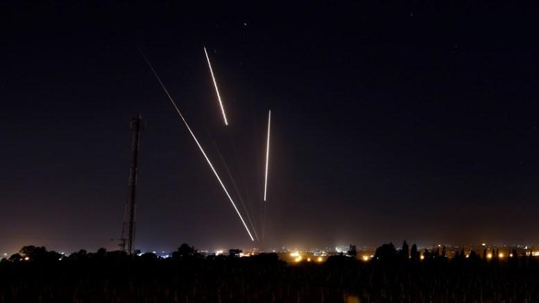 ataque en israel