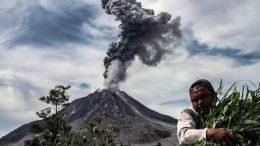 sismo por volcan