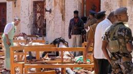 atentado en siri lanka