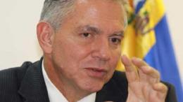 Ex ministro venezolano Javier Alvarado ochoa