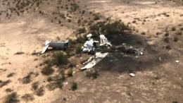 accidente aereo en mexico