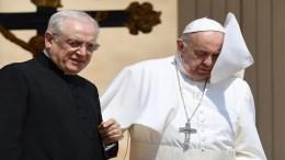 el papa y la iglesia chilena
