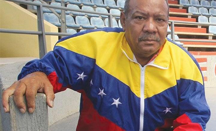 ex boxeador Pedro Gamarro