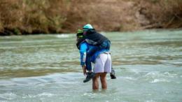 cruzar rio bravo muerte
