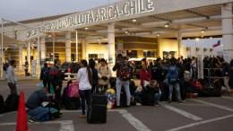 frontera chile
