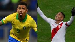 brasil peru final copa america