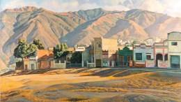 Pintura de Manuel Cabré