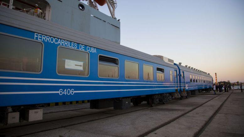 ferrocarril en cuba