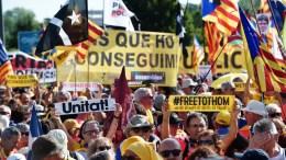 catalanes independentista