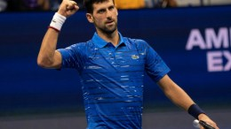 Djokovic en US Open